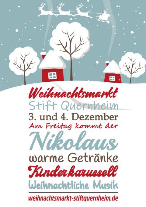 plakat weihnachtsmarkt 2020 www